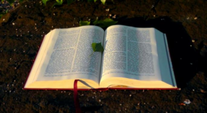 2 New ETFS For 'Biblically Responsible Investing'