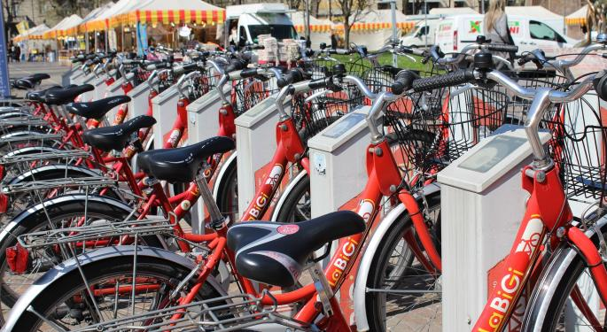 Ant-Backed Bike Sharing Firm Hello Files For IPO: Bloomberg