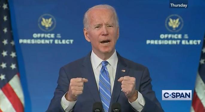 ¿Joe Biden trabajará en la infraestructura en 2021?