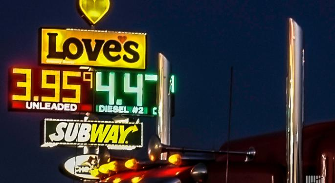 California Targets Two Trading Companies Over Fuel Prices, But Diesel Isn't Part Of The Lawsuit