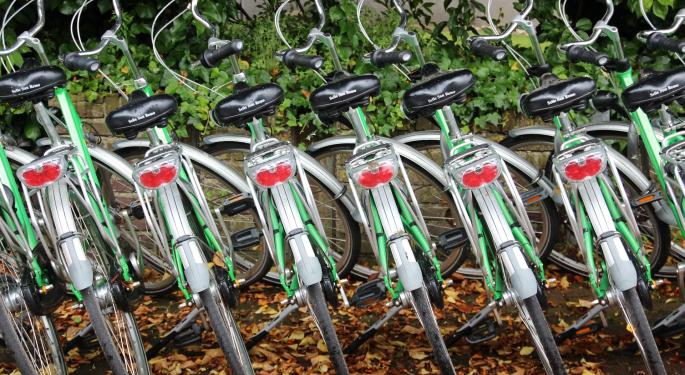 Bike-Sharing Program Gains Popularity Thanks To Detroit
