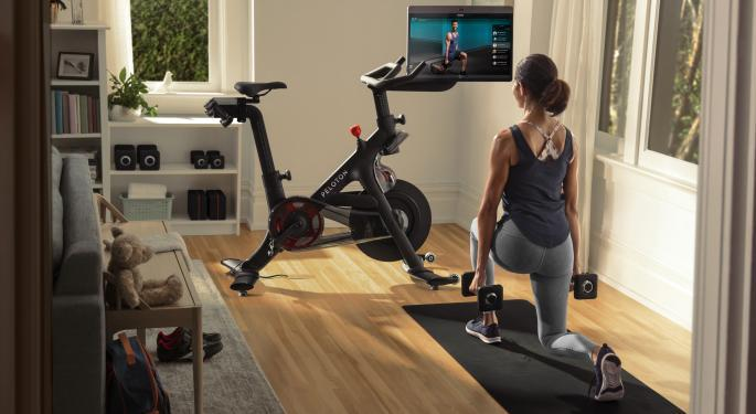 Peloton Fights Federal Safety Recall Request Over Treadmill Linked To Child's Death