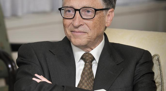 Opening Economy Irresponsible, Cannot 'Ignore That Pile Of Bodies Over In The Corner,' Bill Gates Criticizes Trump