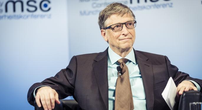 La exmujer de Bill Gates dejará la Fundación si no se llevan bien