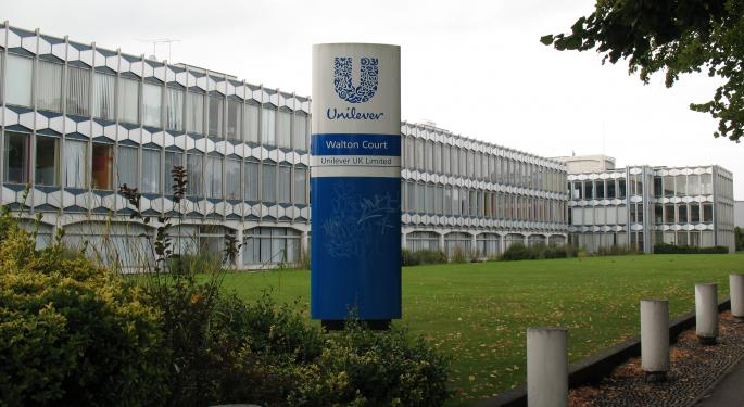 Unilever Is 'Highly Energized' Following A Failed Takeover By Kraft
