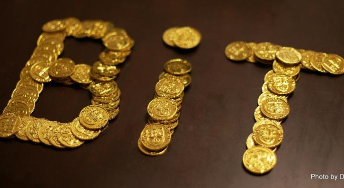 PreMarket Prep Trade Of The Day: Bitcoin Futures