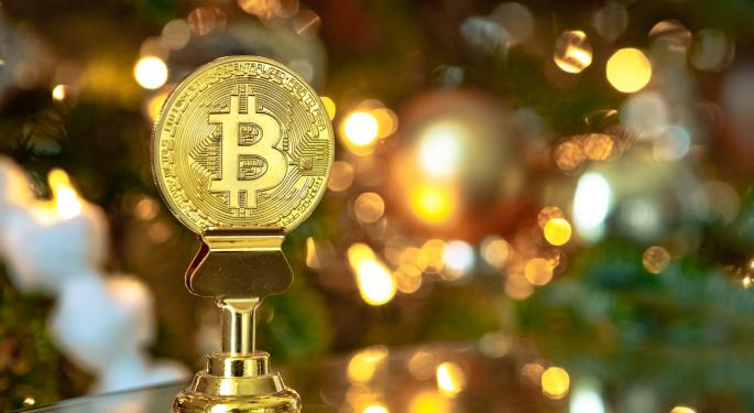Bitcoin Price Briefly Touches $24,000