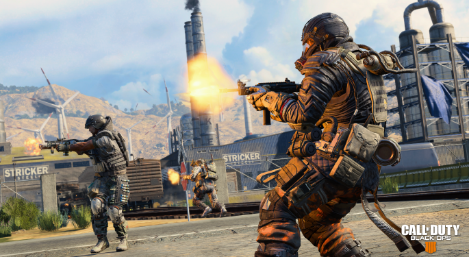 'Chicken Dinner': Is 'Call of Duty: Black Ops 4' Winning The Battle Royale Competition?