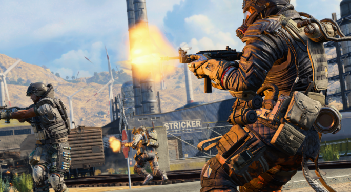 'Call Of Duty', 'Candy Crush' Help Activision Blizzard Hit Record Numbers In Q1
