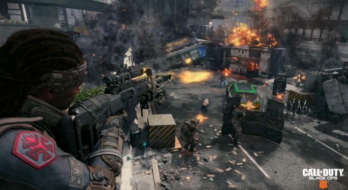 Oppenheimer Says Latest 'Call Of Duty' Game Positions Activision Blizzard For E-Sports Push