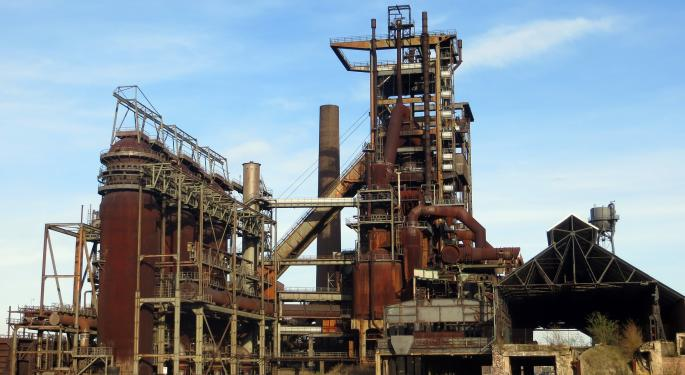 Barclays Adjusts Price Targets On AK Steel, CONSOL Energy And Others