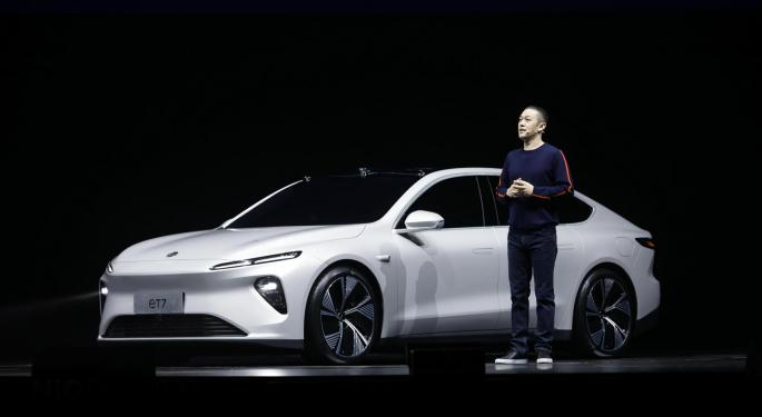 Nio's Market Cap Eclipses $100B Amid Investor Optimism Following Nio Day Announcements