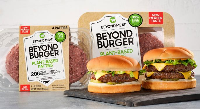 Beyond Meat Introduces Updated Beyond Burger, Readies Plant-Based Chicken Offering