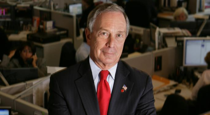 Bloomberg Reportedly Gets Ready To Enter 2020 Presidential Race