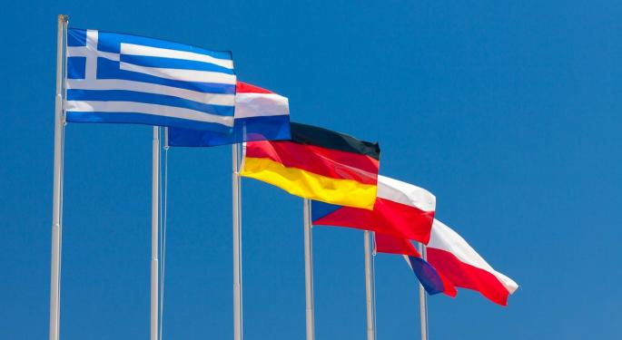 No Deal In Thursday's Greek Bail-Out Talks