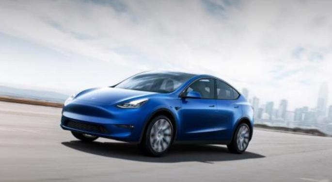 Tesla Stops Taking Orders For Base Versions Of Model Y: Report