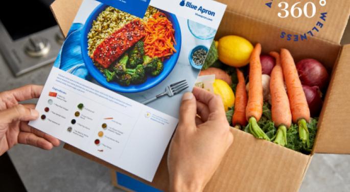 How Blue Apron's 'Wellness 360' Campaign Focuses On Holistic Wellness