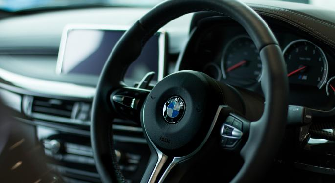 BMW And Daimler Partner In A €1 Billion Mobility Joint Venture