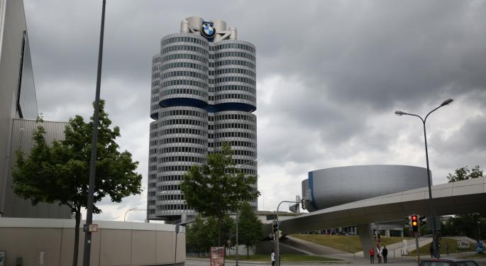 BMW To Settle SEC Charges Of Reporting Inflated Sales For $18M