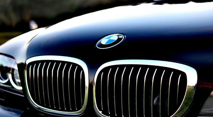 BMW presenta su SUV eléctrico iX