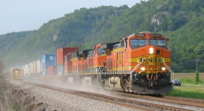 Will rail freight service benefit from better technology?