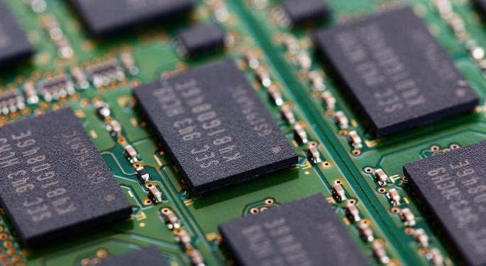 Toshiba's Chips Are Past Their Sell-By Date, And Investors Are Buying American