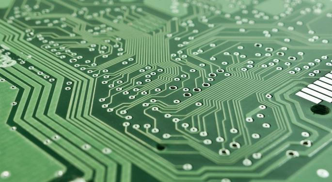 Why Applied Materials Is Trading Higher Today