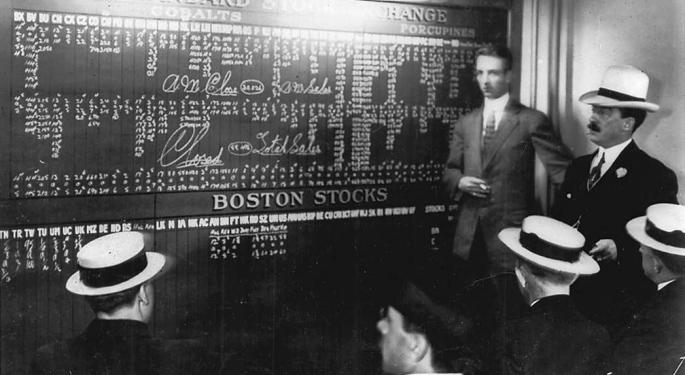 This Day In Market History: The Toronto Stock Exchange Launches
