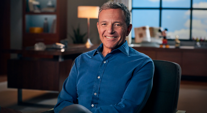 Here's Why Disney CEO Bob Iger Is Time's Businessperson Of The Year