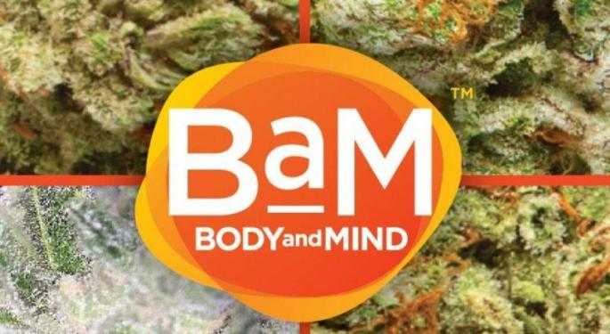 Body and Mind Posts Q3 Results, Sees 33% Revenue Drop
