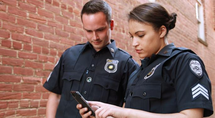 Axon To Offer Free Body Cams To Every Officer; Who's Their Chip Supplier?