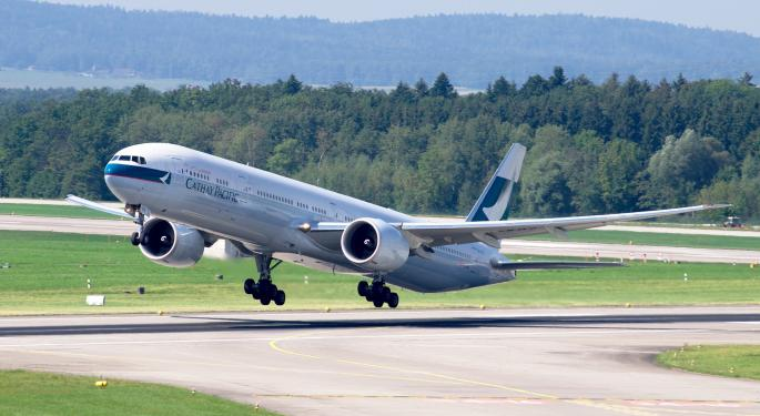 Analyst Sees 10-25% Upside In Aero Stocks