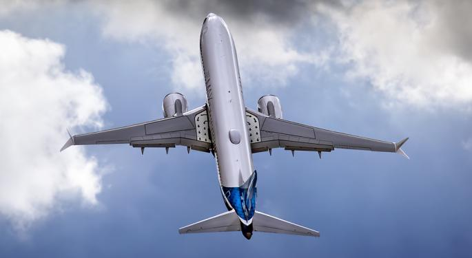 Boeing Suspends 737 Max Production Beginning In January
