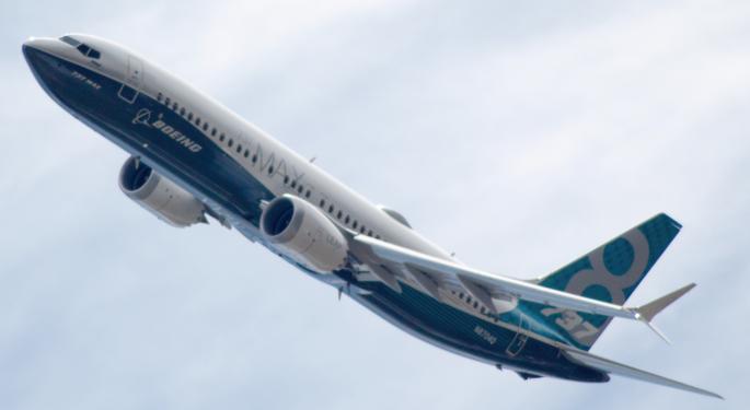 Boeing Option Trader Bets $3M On 10% More Upside