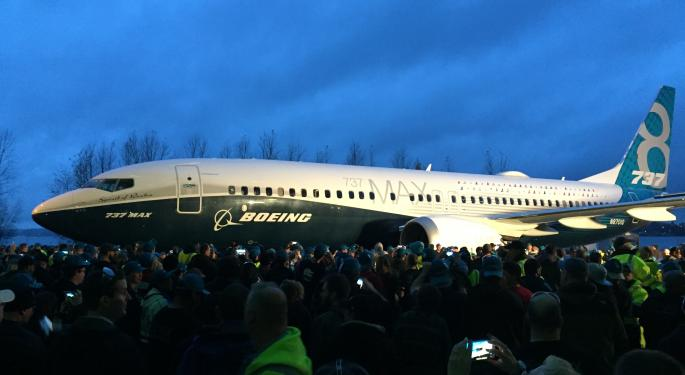 Boeing 737 Max Test Flights For FAA Approval Start Monday
