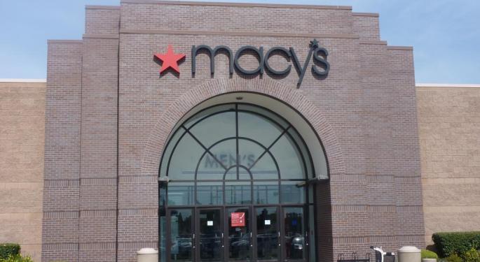 Goldman Sachs Upgrades Macy's, Risk-Reward 'Less Skewed To The Downside'