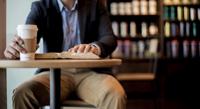 Howard Schultz Highlights Starbucks' Investor Day