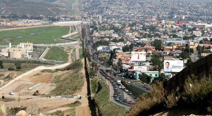 Borderlands: Mexico Considers Another Law Banning All Double Tractor-Trailer Trucks; Dynacraft Finalizing Relocation Of Plant To Texas
