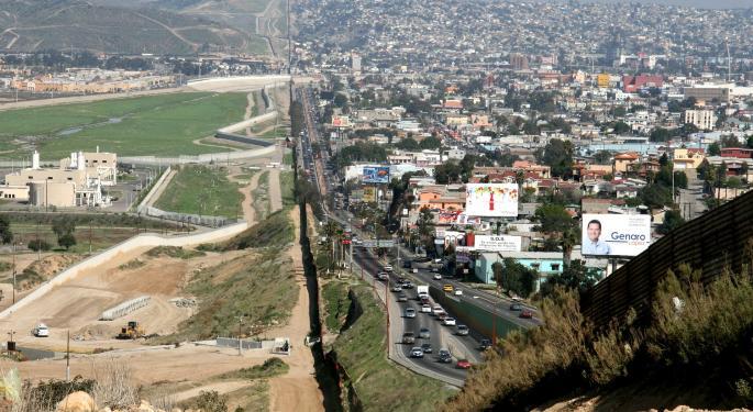 Mexican Cross-Border Parcel Transporter Buys 65 New Trucks