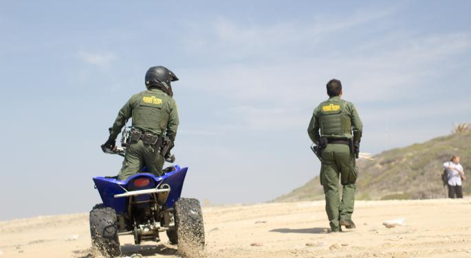 Treasury Employees' Union Says More CBP Officers Needed