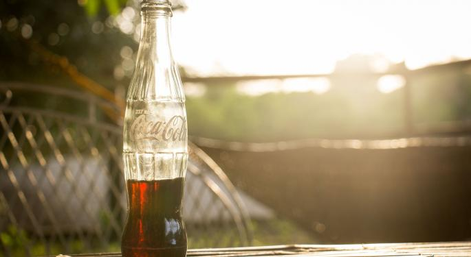 Coca-Cola CEO: Global Volumes 'Fell Off A Cliff'