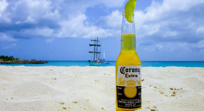 BofA Raises Constellation Brands Target, Says It's Positioned To Exit COVID-19 Stronger