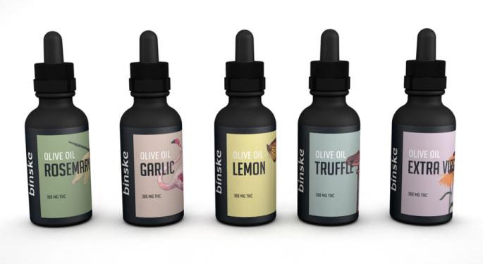 Exclusive: Trulieve To Carry Binske THC Tinctures In Florida Dispensaries
