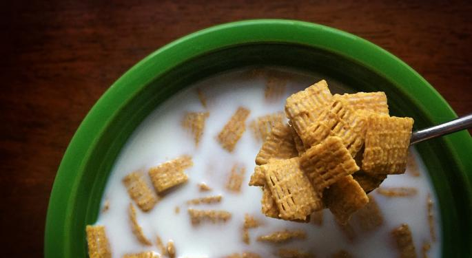 As Grocery Stores Cut Cereal Shelf Space, Refrigerated And Frozen Foods Are Wanted Products