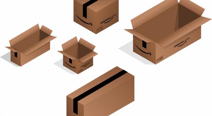 ¿Puede una división de Amazon presagiar una inclusión en el Dow Jones?