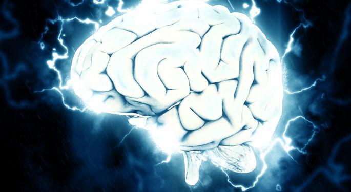 Neurotrope Rips 150% Higher On Improved Alzheimer's Data, NIH Funding