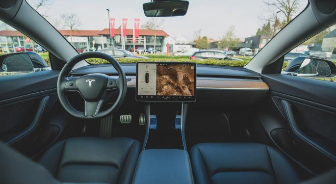 Tesla 'Not A Competitor At All' In Self-Driving Space, Says Waymo CEO