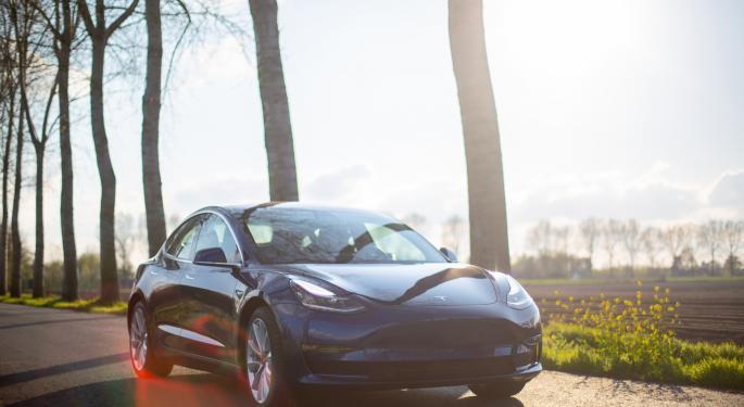 Tesla Model 3 Was UK's Best Selling Battery EV In 2020