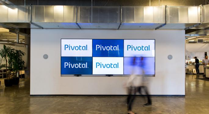 Analysts Point To Pivotal Software's Sales Execution Issues Following Mixed Q1