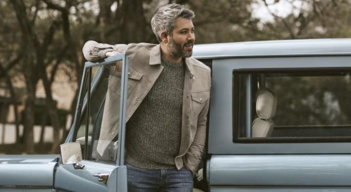 Walmart Taps Celebrity Designer Brandon Maxwell As Creative Director For Fashion Brands